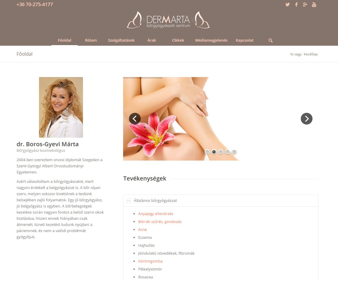 dermarta.com