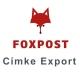 Foxpost Címke Export