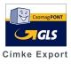 GLS Címke Export