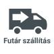 Futár szállítás - Wordpress bővítmény